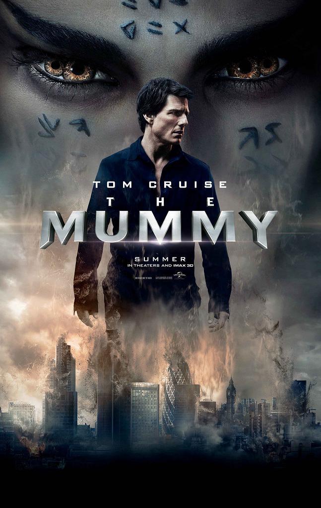 Die Mumie Reboot Trailer & Plakat
