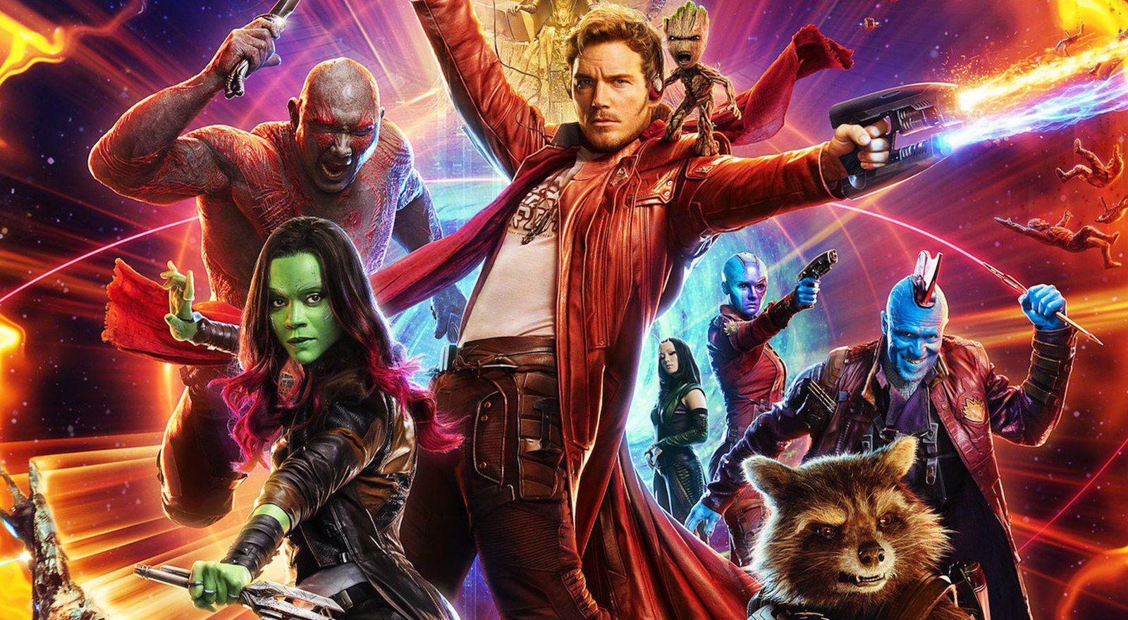 Guardians of the Galaxy Vol 2 (2017) Filmkritik