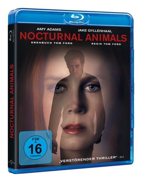 Nocturnal Animals (2016) Blu-ray