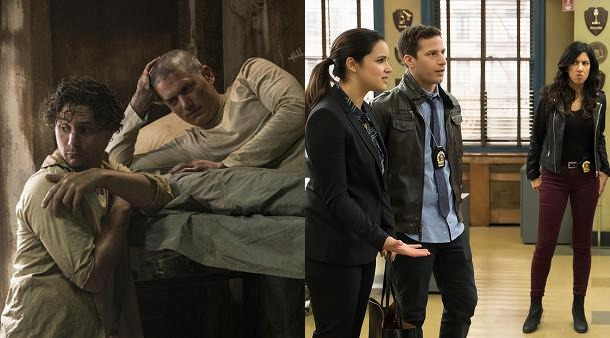 Brooklyn Nine Nine Prison Break Staffel 5 Quoten