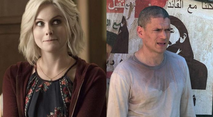 Prison Break iZombie Staffel 3 Quoten