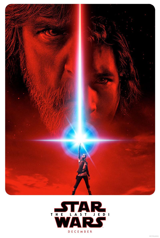 Star Wars Die letzten Jedi Teaser Poster