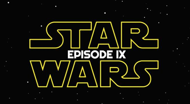 Star Wars Episode IX Regie