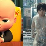 The Boss Baby Ghost in the Shell Box Office