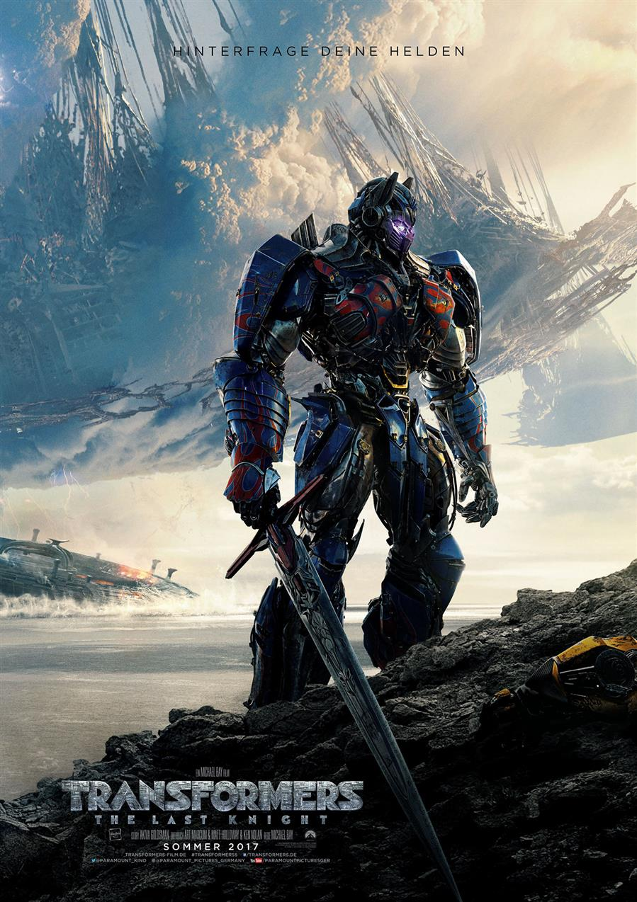 Transformers 5 Trailer & Poster