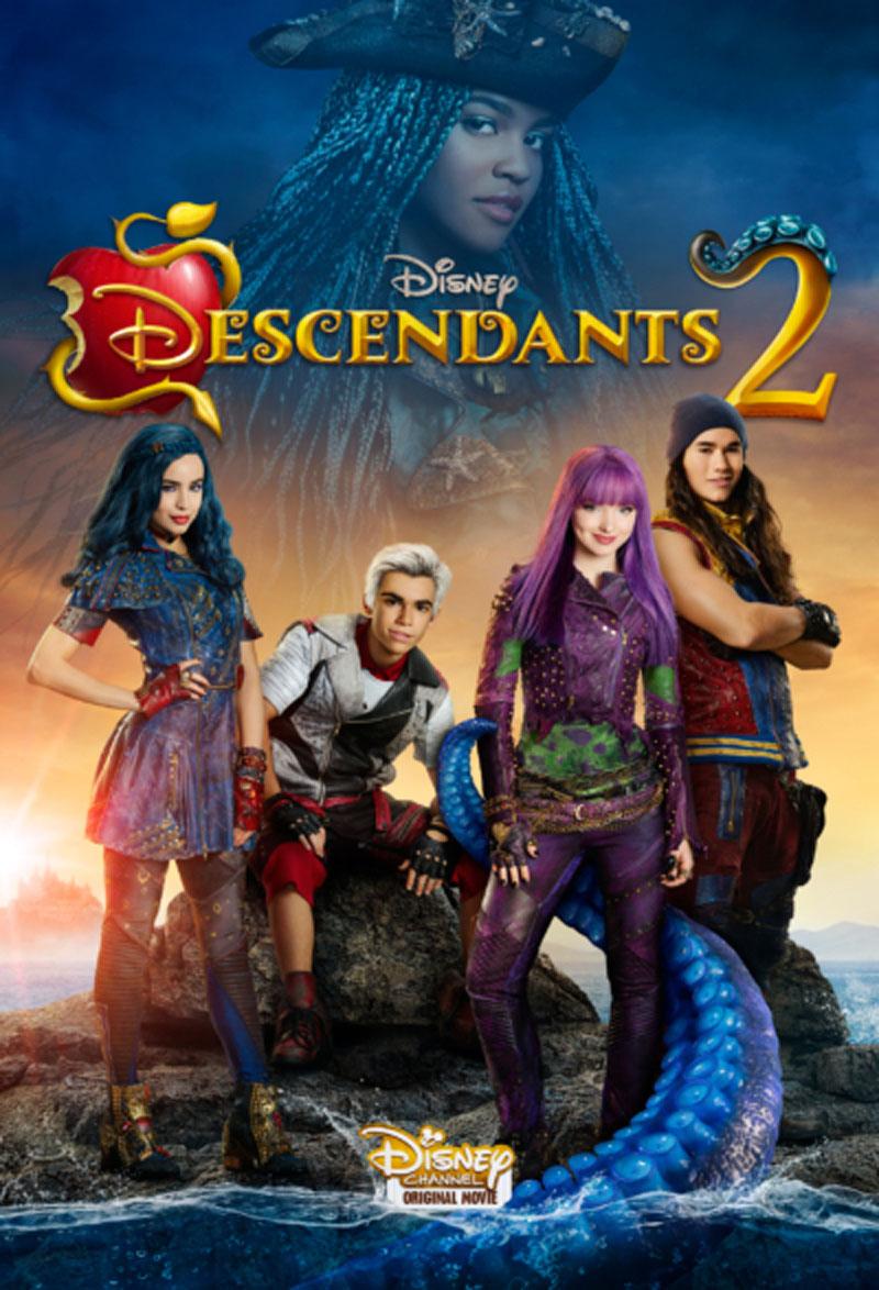 Descendants 2 Trailer & Poster 2