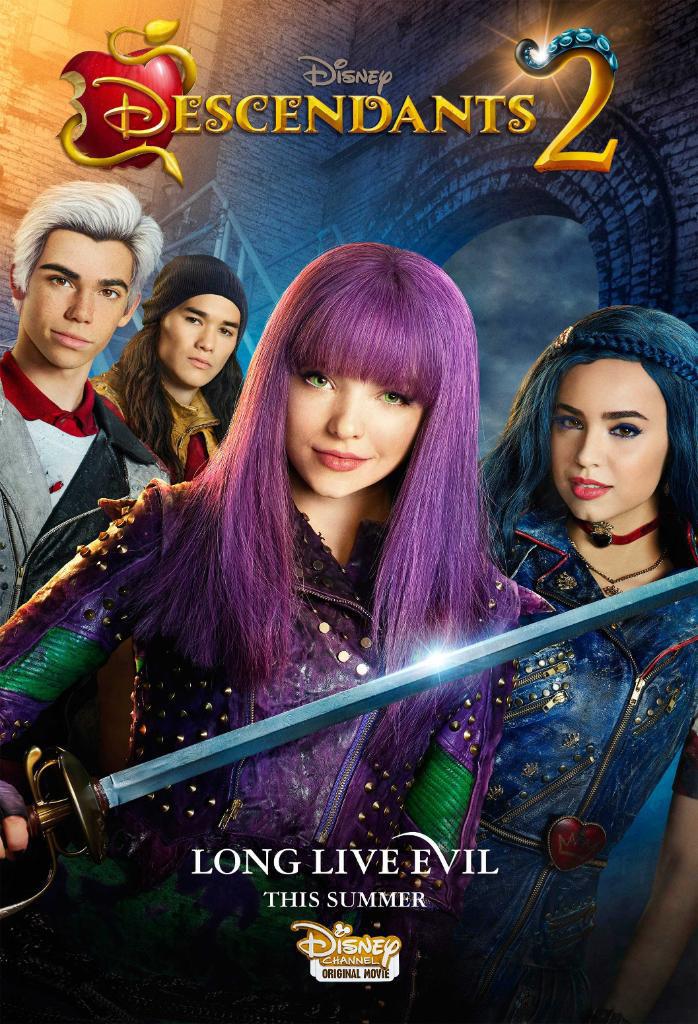 Descendants 2 Trailer & Poster 1