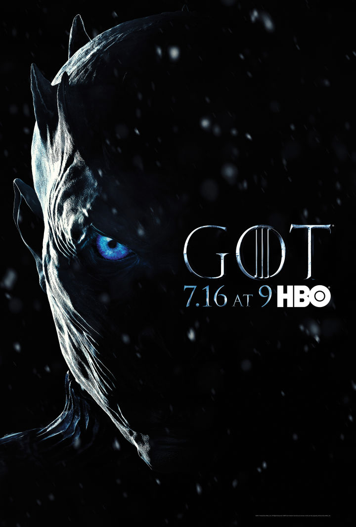Game of Thrones Staffel 7 Trailer & Plakat