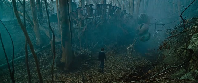Der dunkle Turm Trailer Pennywise