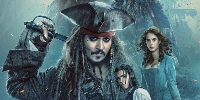 Pirates of the Caribbean Salazars Rache Abspannszene