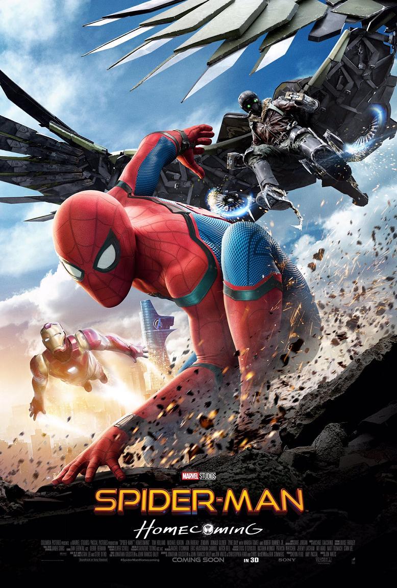 Spider Man Homecoming finaler Trailer & Poster 1