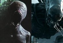 Alien Covenant Xenomorph Neomorph