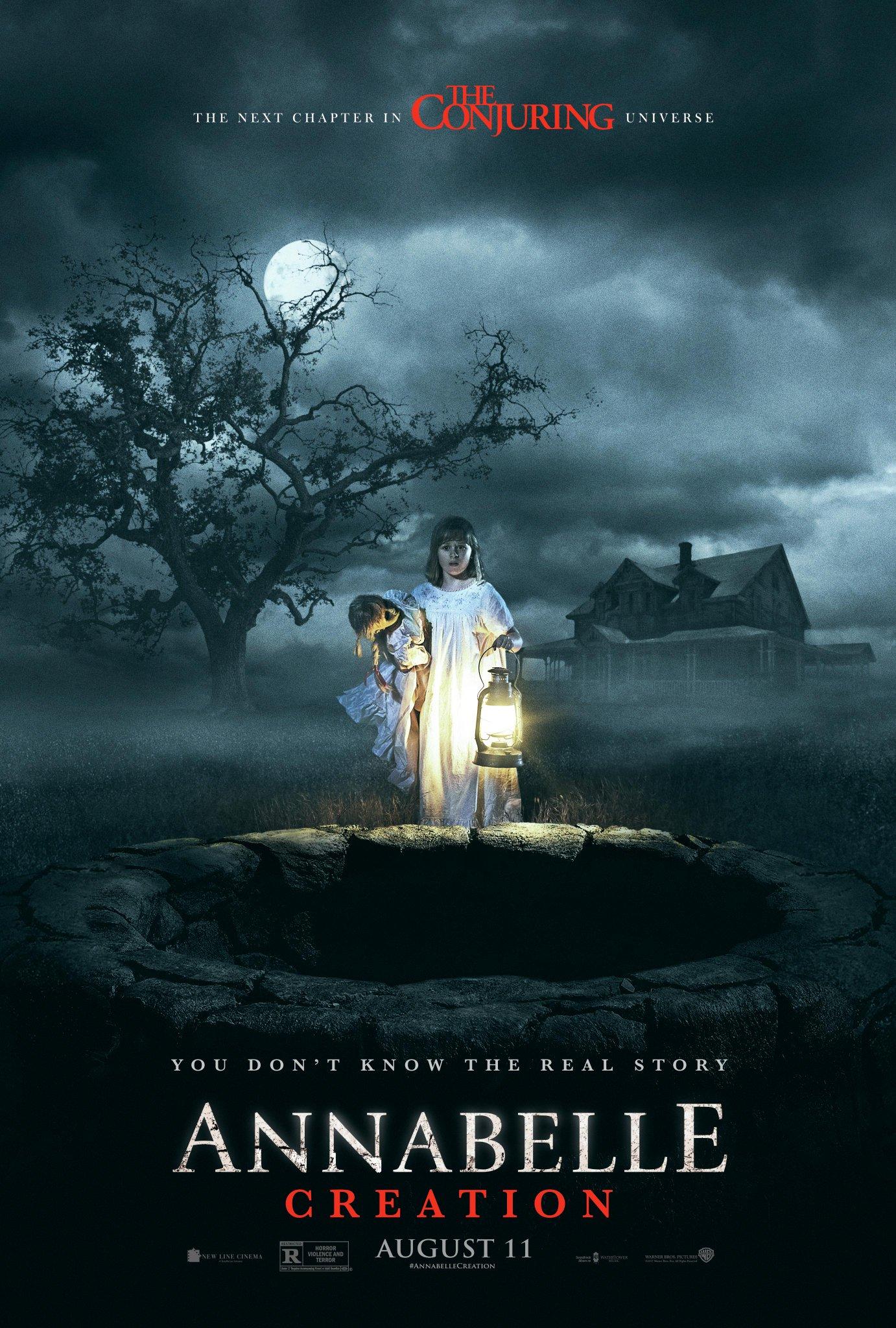 Annabelle 2 Trailer & Plakat