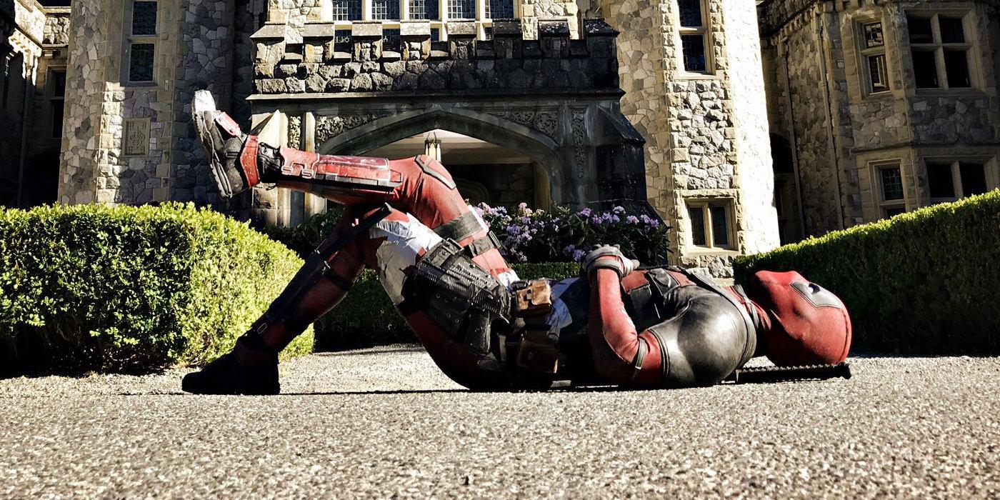 Deadpool 2 Drehbeginn