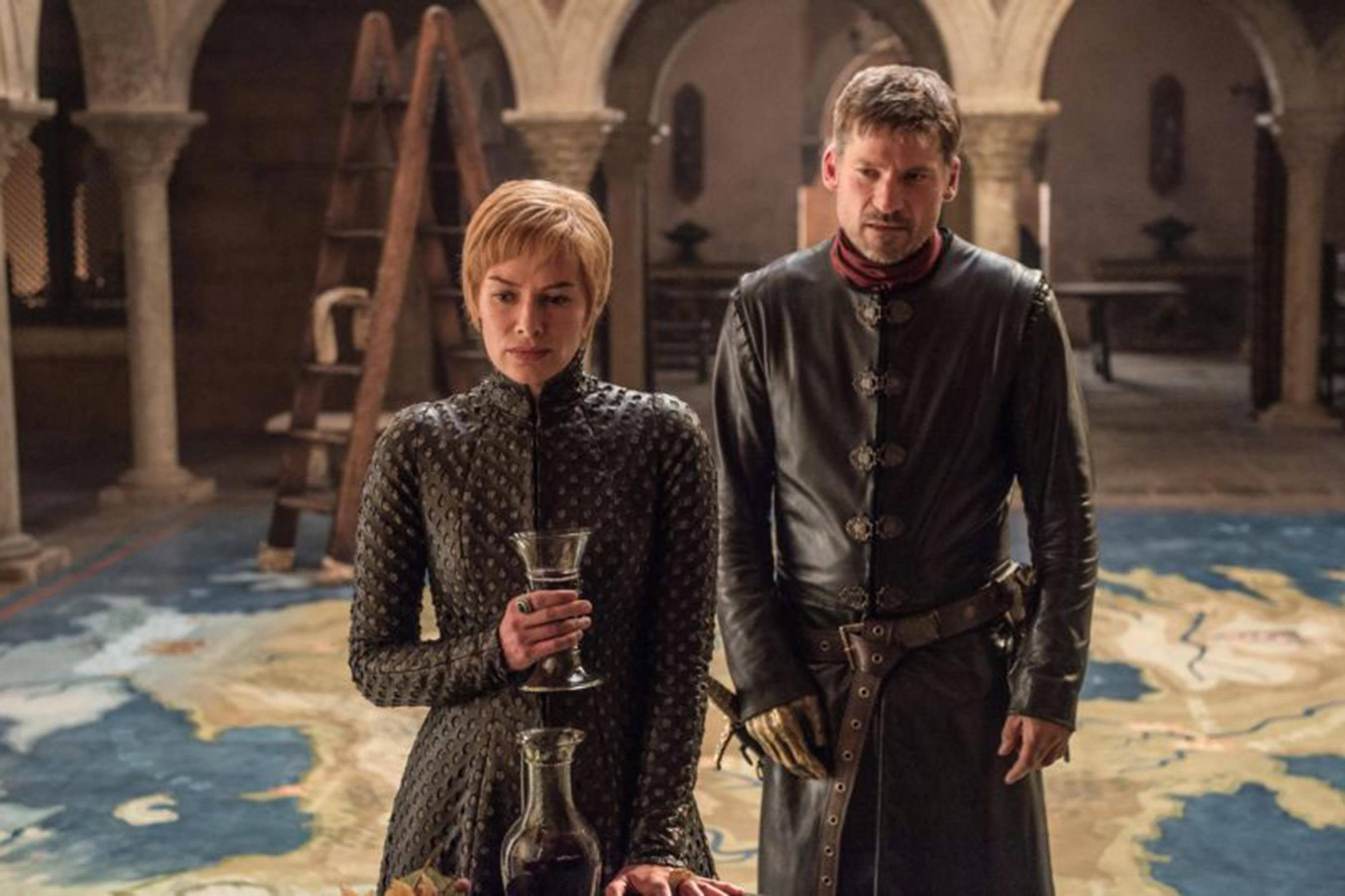 Game of Thrones Staffel 7 Fotos 10