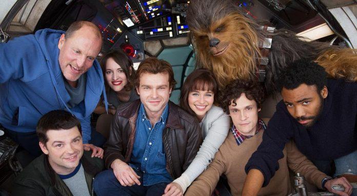 Han Solo Regie