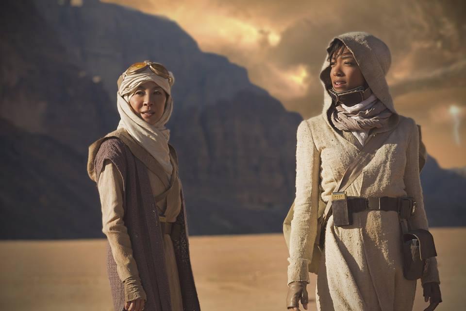 Star Trek Discovery Jonathan Frakes Bild 4