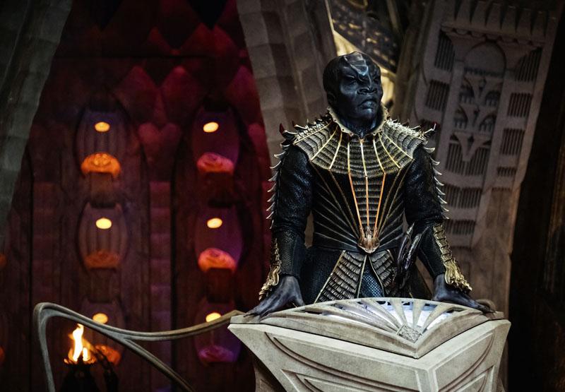 Star Trek Discovery Jonathan Frakes Bild 2