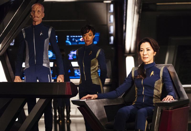 Star Trek Discovery Jonathan Frakes Bild 1