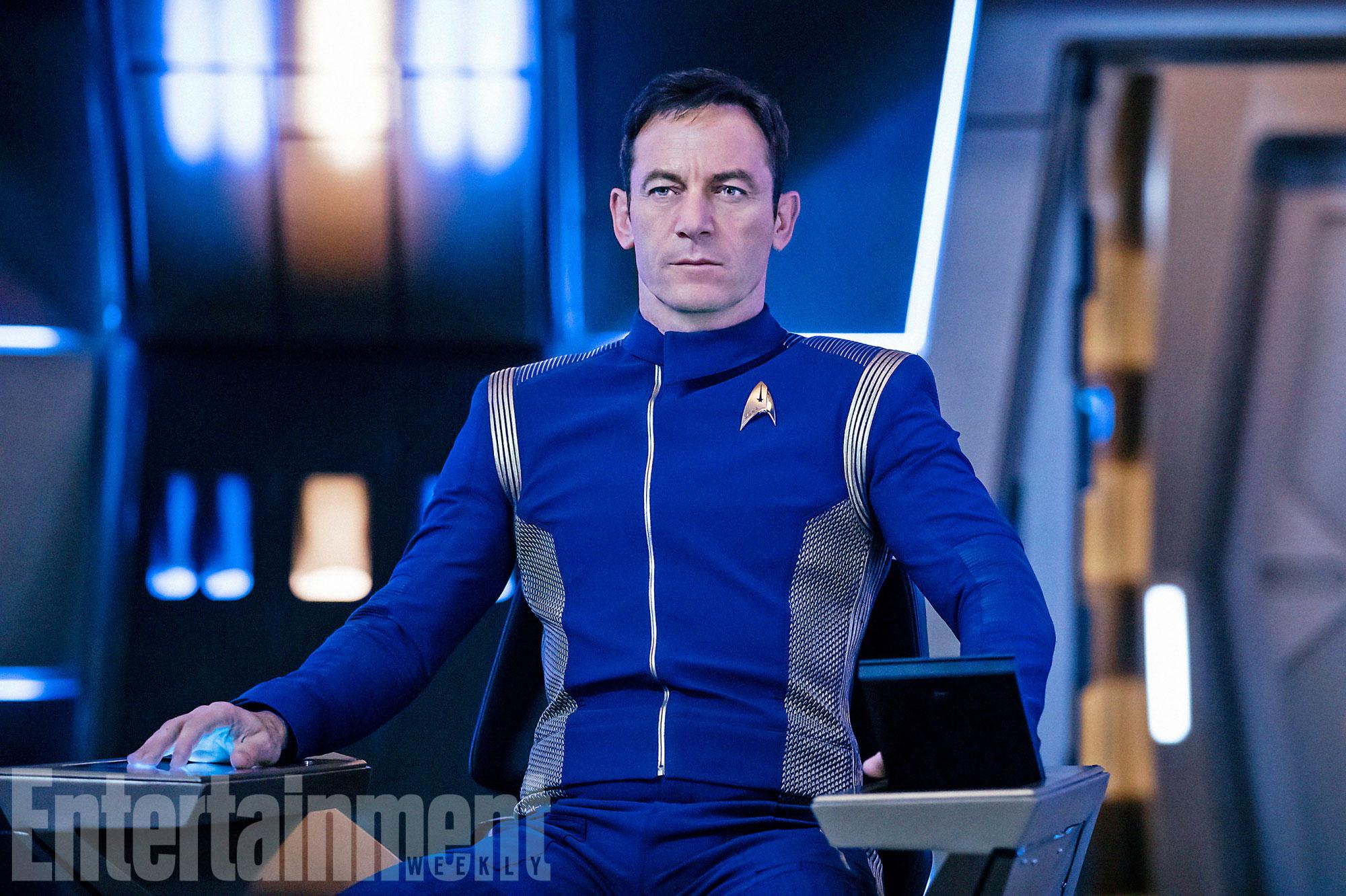 Star Trek Discovery Jonathan Frakes Bild 3