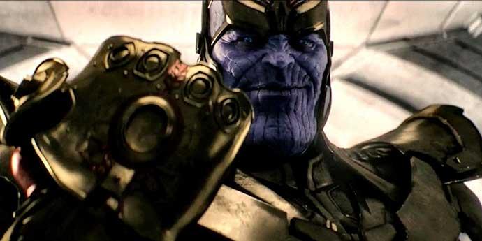 Avengers Infinity War Comic Con Trailer