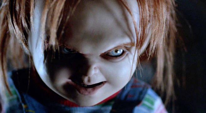 Chucky Weltraum