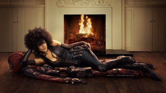 Deadpool 2 Domino