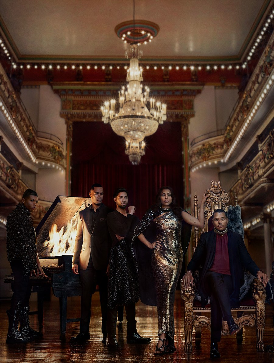 Empire Staffel 4 Cast Foto