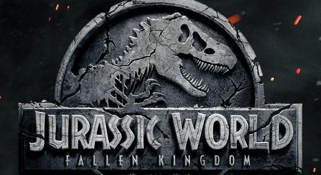 Jurassic World Fallen Kingdom Drehende