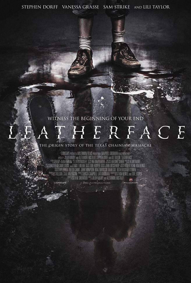 Leatherface Trailer & Poster