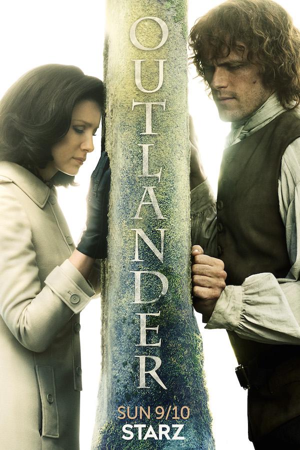 Outlander Staffel 3 Starttermin & Poster