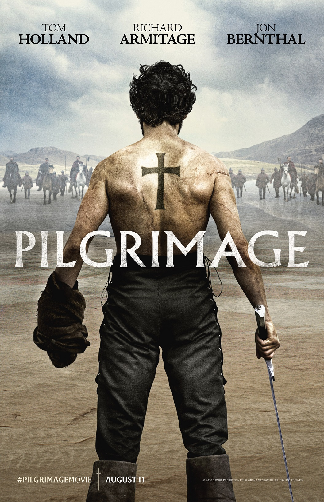 Pilgrimage Trailer & Poster
