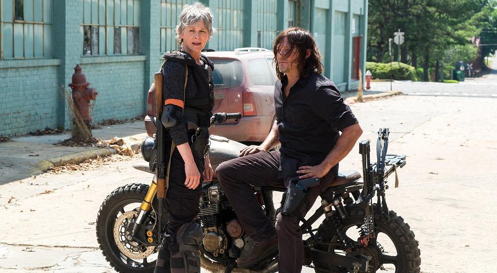 The Walking Dead Staffel 8 Foto