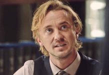 The Flash Staffel 4 Tom Felton