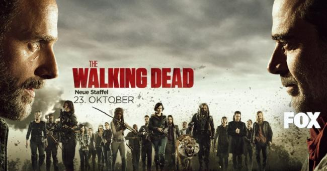 The Walking Dead Staffel 8 Trailer
