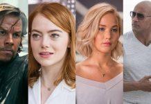 Bestbezahlte Schauspieler 2017