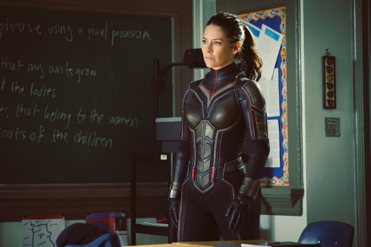 Ant Man and the Wasp Evangeline Lilly Foto