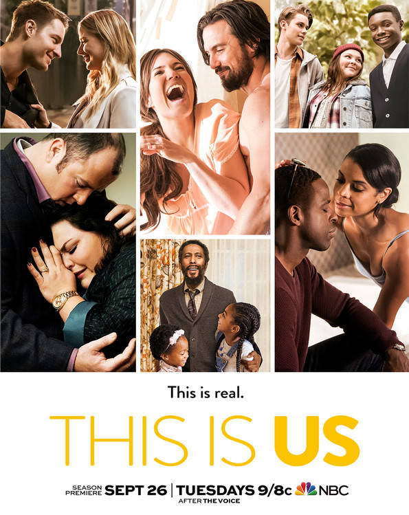 This Is Us Staffel 2 Poster