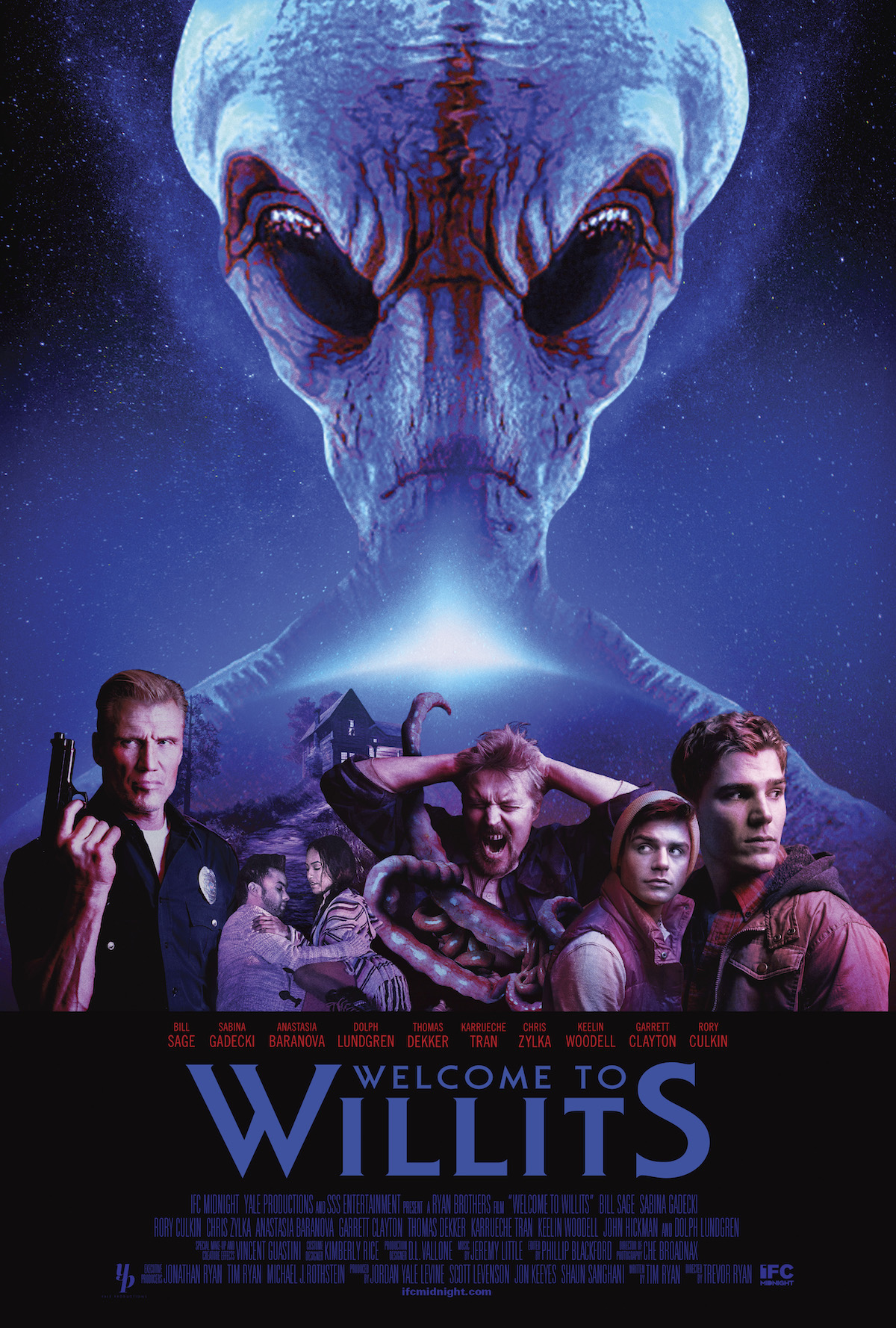 Welcome to Willits Trailer & Poster