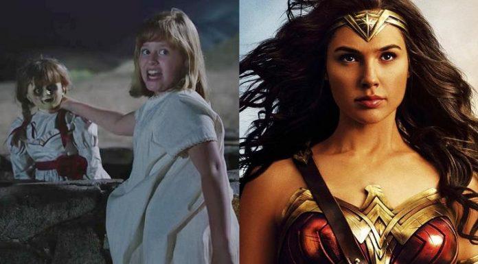 Wonder Woman Annabelle 2 Box Office