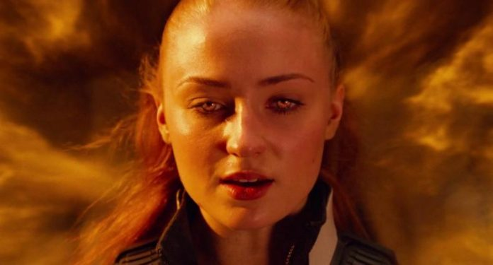X Men Dark Phoenix Drehende
