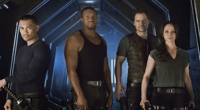 Dark Matter Staffel 4