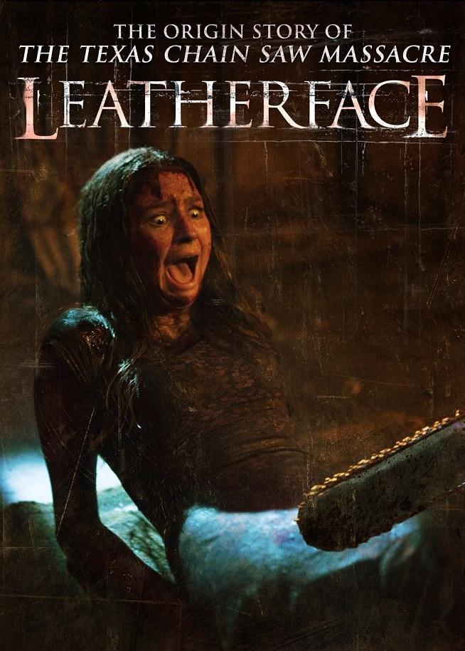 Leatherface Plakate 1