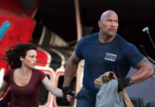 San Andreas 2 Dwayne Johnson
