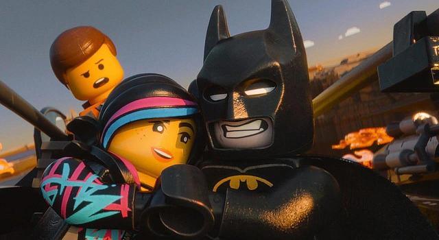 The LEGO Movie 2 Drehstart