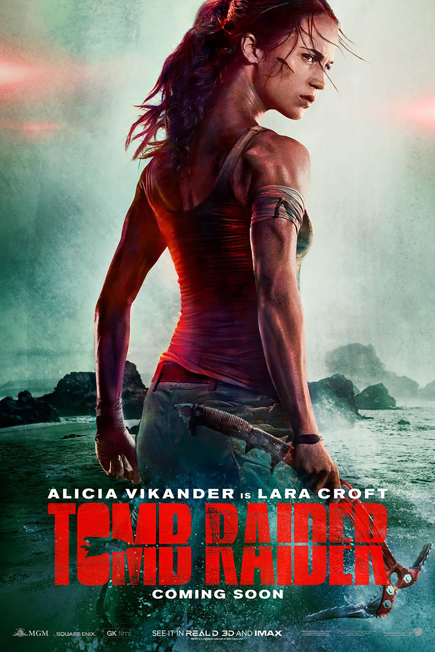 Tomb Raider Teaser & Poster