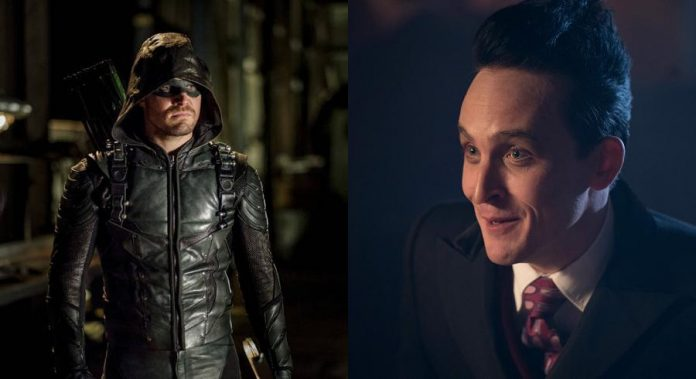 Arrow Gotham Staffel 4 Quoten