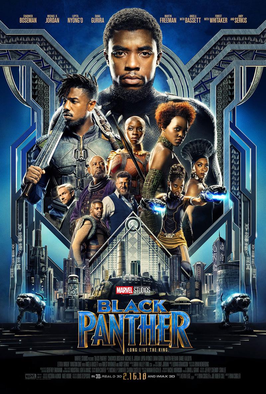 Black Panther Trailer & Poster