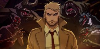 Constantine Animationsserie Poster