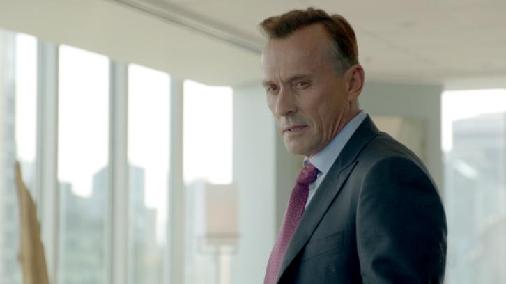 iZombie Staffel 4 Cast Robert Knepper